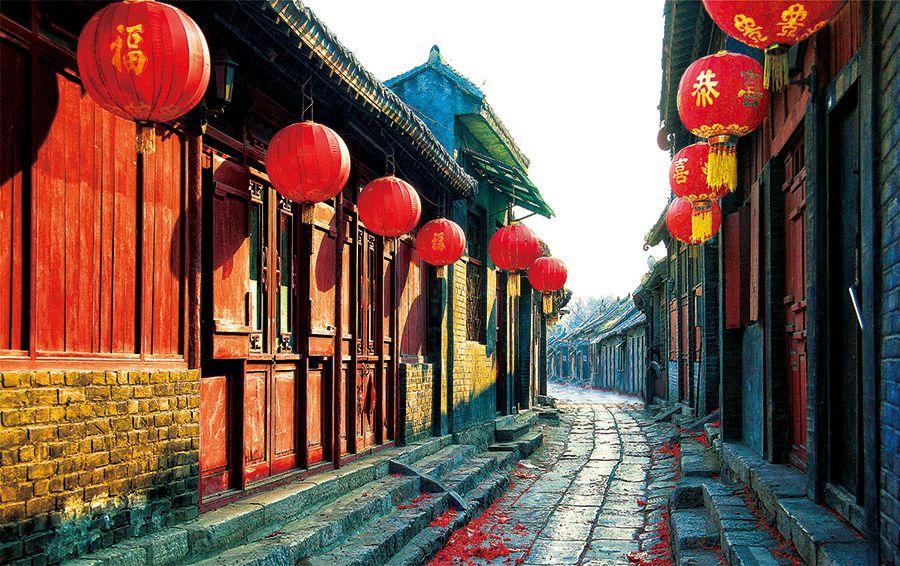 青州古城掠影