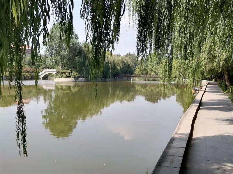 山东青州最有名气的公园,必须是这里