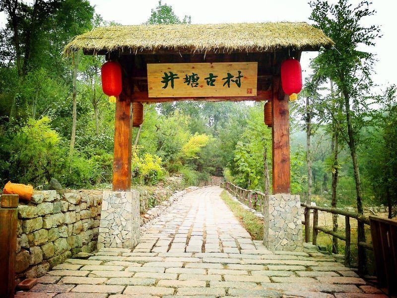 井塘古村——拥有五百多年历史的石头屋建筑群