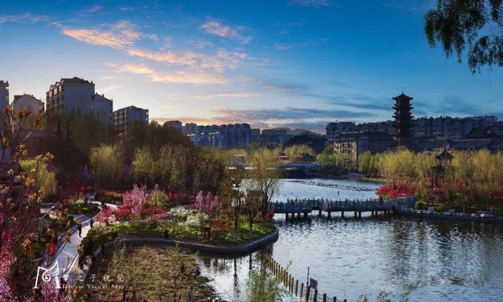 青州最全旅游攻略,用135张照片让你一眼爱上青州!