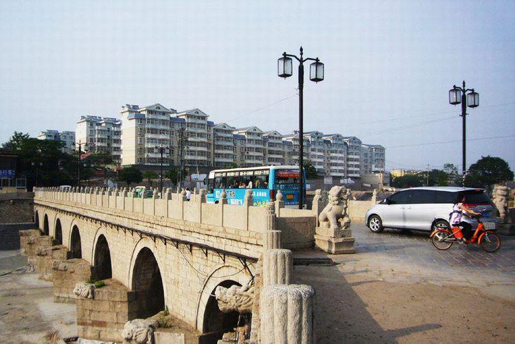 青州万年桥变迁志——刘沂生志铭