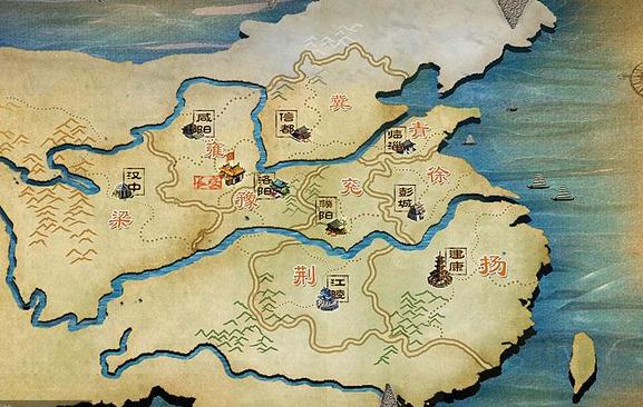 中国古九州是哪九个州?各在哪个省?