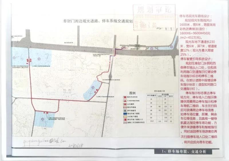 青州古城阜财门前拟建人行地下通道