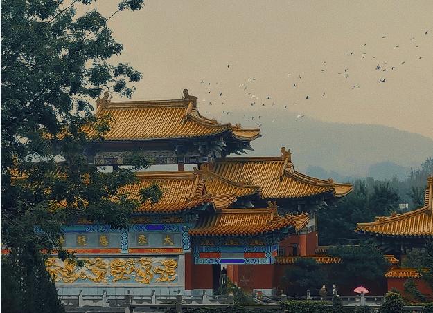 """山东青州这个地方被称""""小故宫"""",曾是皇家御用之地"""