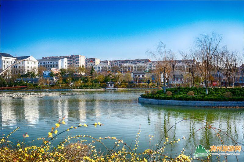 南阳河---青州的母亲河,笔译丰满的水墨诗画卷