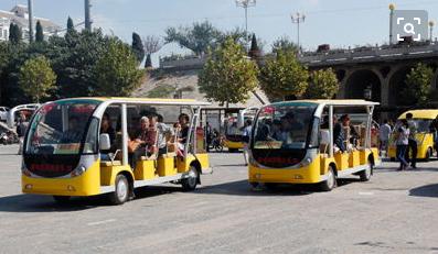 青州旅游观光车带您游遍青州古城