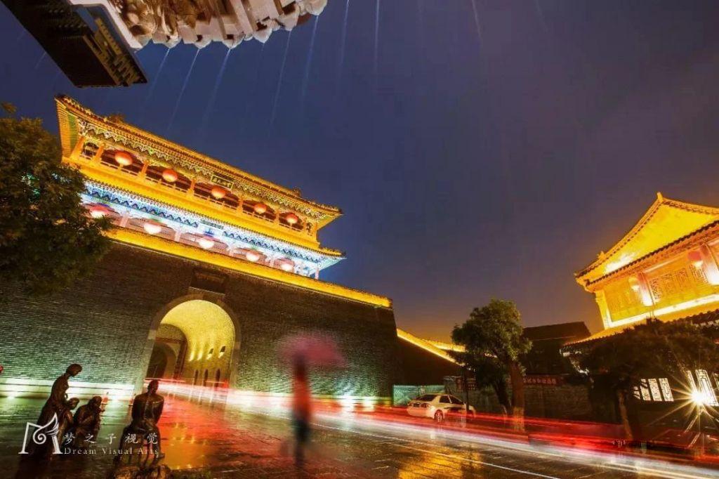 青州旅游 有山有水有古城,青州四季有美景~