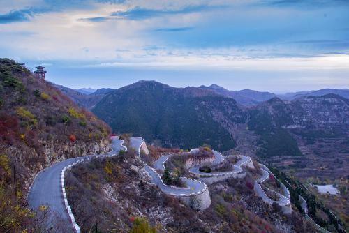 青州市仰天山景区开园通知