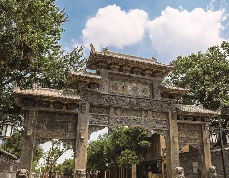 走进青州古城   听尚书里坊的传奇故事......