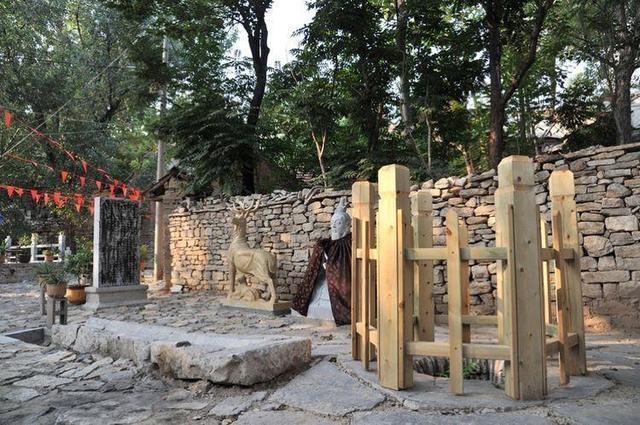青州黄鹿井